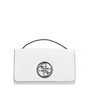 Guess G Lux Mini Wallet On A String white