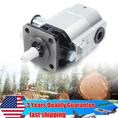 New Hydraulic Log Splitter 2stage Hi Lo Gear Pump 16 Gpm 3000 Psi Logsplitter