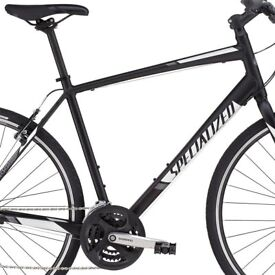 As new mint condition SPECIALIZED SIRUSS 2016 built and featuring a high power rechargable led light