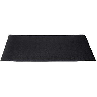 Treadmill Mat For Hardwood Floors High Density Waterproof PVC, Protector Pad And