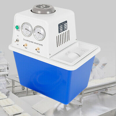 Circulating Water Vacuum Pumptwo Off-gas Taplab Chemistry Equipment 110v 180w