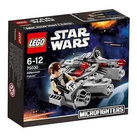 Lego Star Wars 75030, 75031 & 75033
