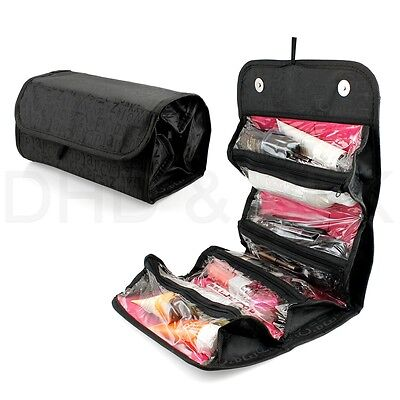 - New Women Multifunction Travel Cosmetic Bag Makeup Case Pouch Toiletry Organizer