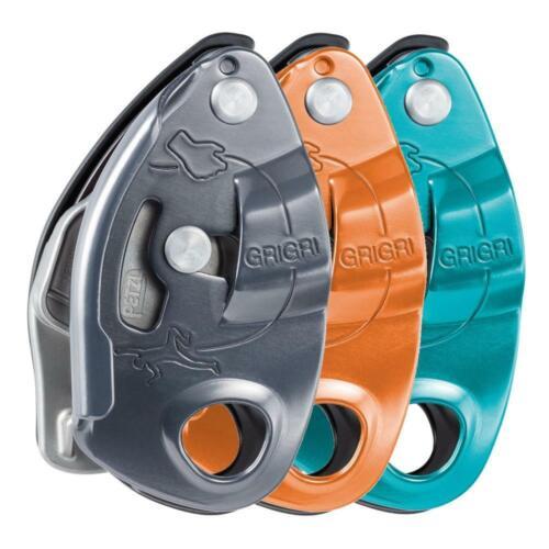 Petzl Grigri Belay Device Full Color