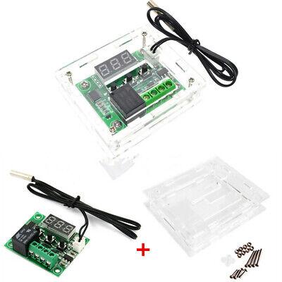 W1209 12v Digital Thermostat Temperature Thermo Controller Switch Module Case