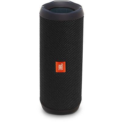 JBL Flip 4 Waterproof Bluetooth Wireless Portable Stereo Speaker - Black
