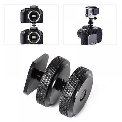 Nut Camera Flash Adapter Hot Shoe Screw Tripod