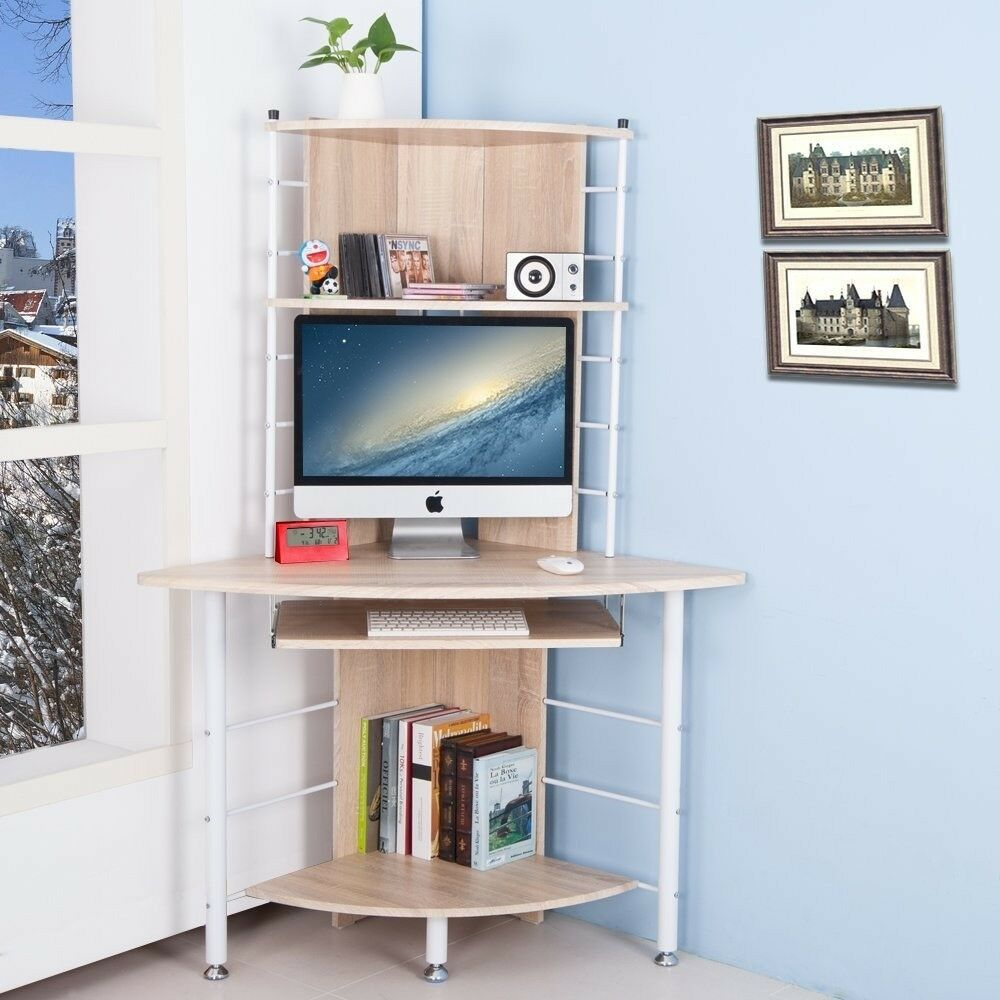 SALE! Home Office Furniture PC Table Compact Corner