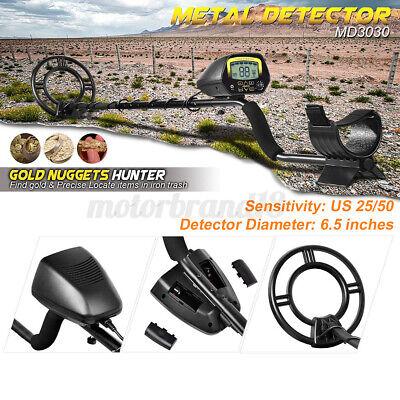 Md3030 Lcd Display Metal Detector Treasure Hunter Gold Finder Digger Waterproof