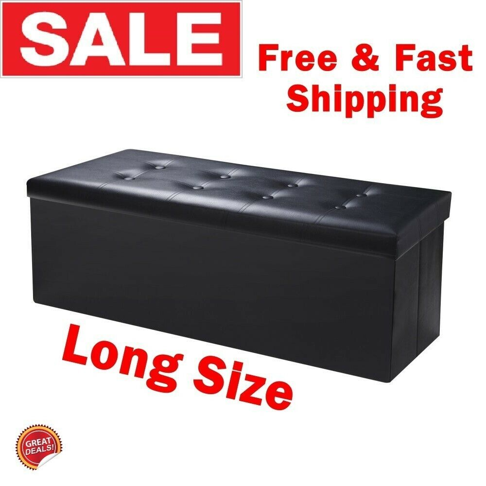 end of bed storage bench king large