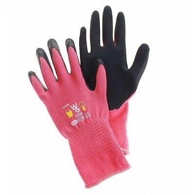 Kinderhandschuh Garten-Handschuh Towa 7-11 Jahre pink Kinderhandschuhe