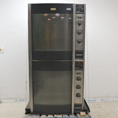 Hobart Hr7 Electric Dual Commercial Rotisserie Oven 1-3ph 208v For Parts Asis
