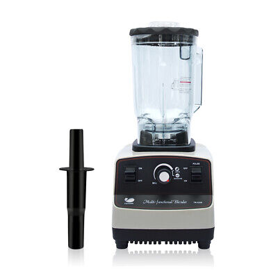 Commercial Food Blender 2.0 Hp 60 Oz. Toggle Control Adjustable Speed