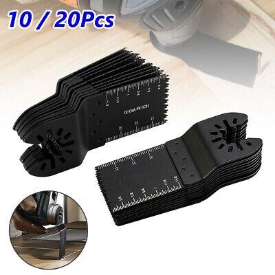 20x Oscillating Multi Tool Saw Blade For Fein Multimaster Bosch Dremel Makita