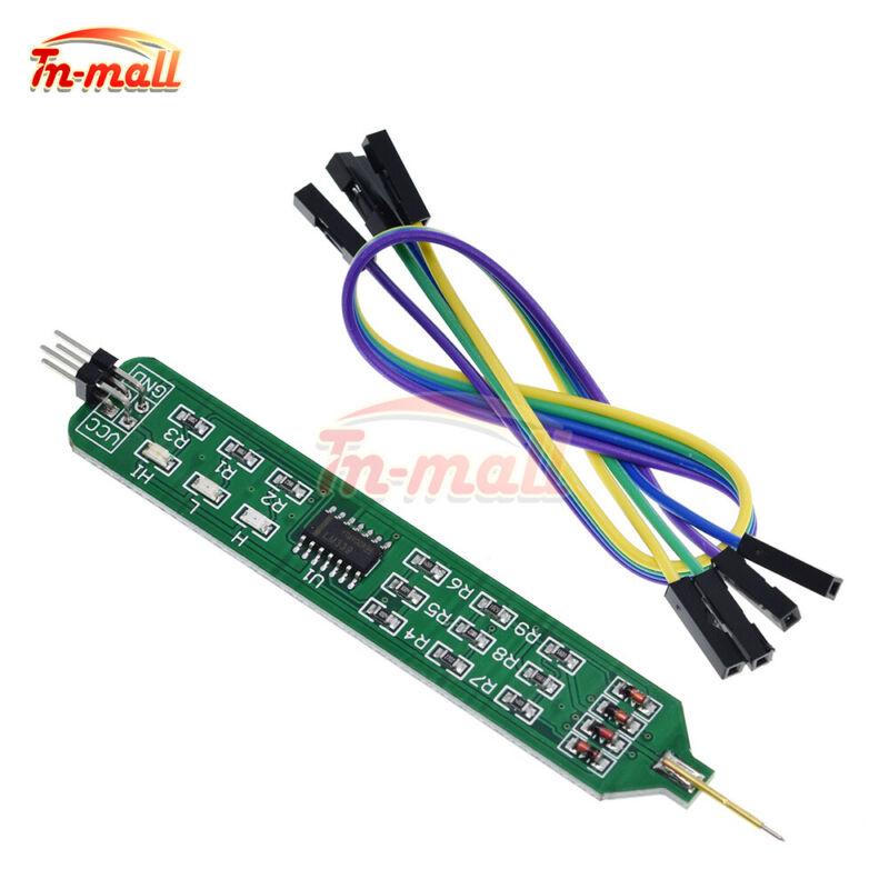 Logic Tester Pen Level Tester Digital Circuit Debugger Convenient Board 3.3V 5V