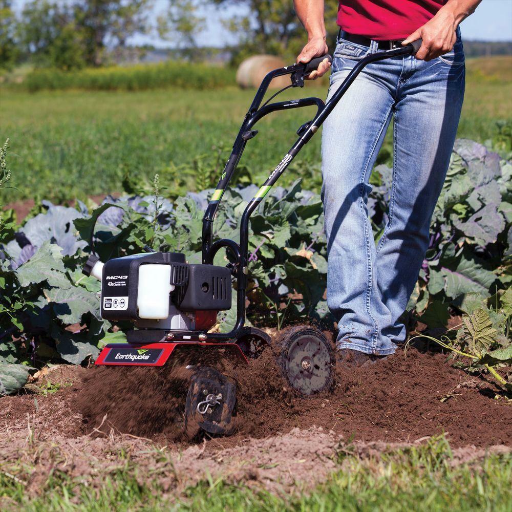 Mini Cultivator Lightweight Weeding Tool