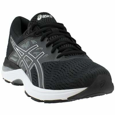 ASICS GEL-Flux 5  Casual Running Road Shoes - Black - Mens