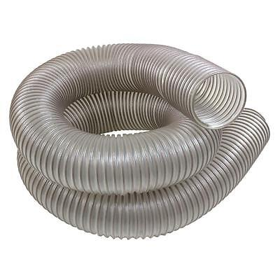 PSI Woodworking D50C 4Inch by 50Feet Clear Flexible Dust Collection Hose 3DAYSHP