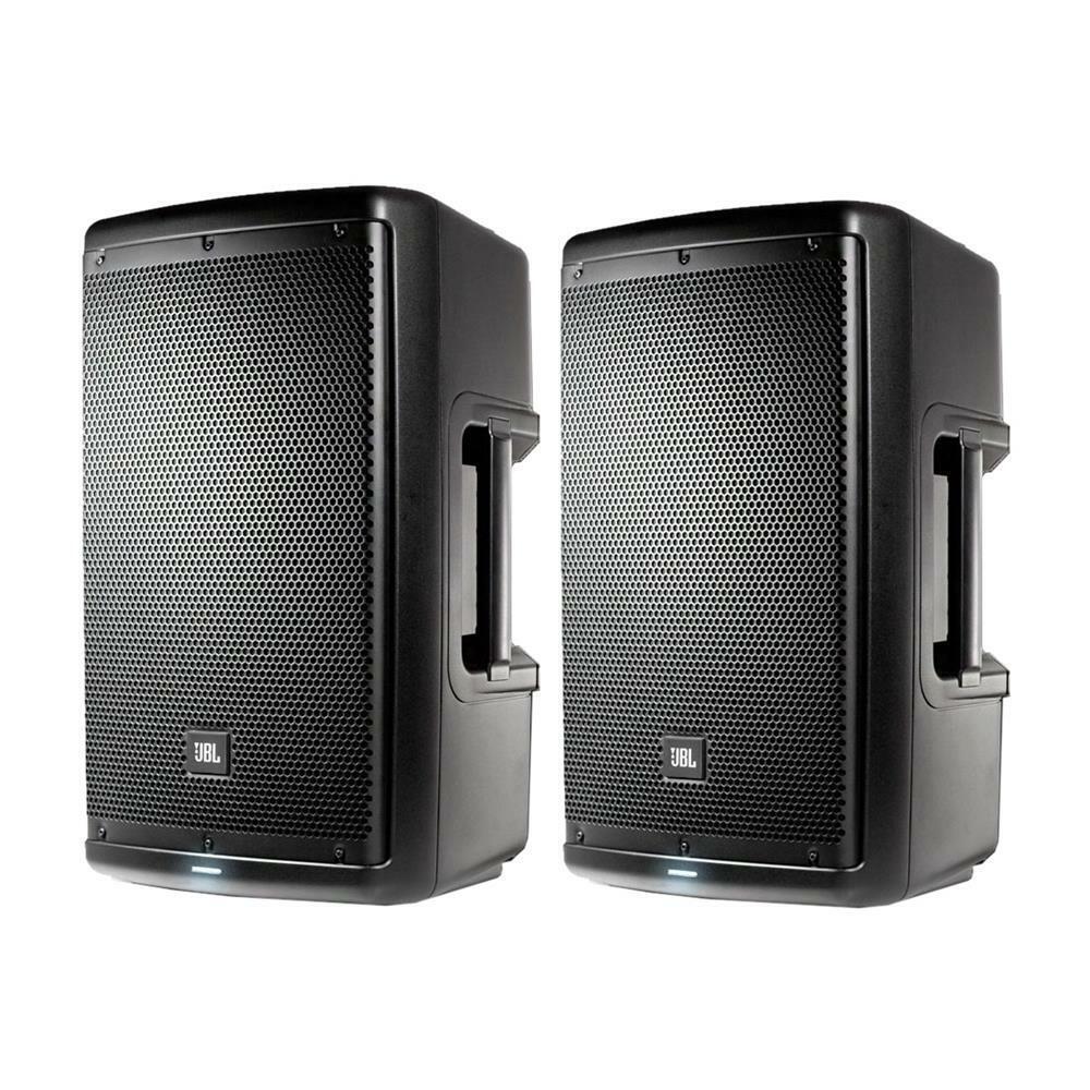"""JBL EON612 12"""" Two-Way Self Powered Speaker #7804-p"""