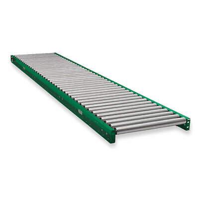 Roller Conveyor10 Ft. L16 Bfsteel 10f10kg03b16