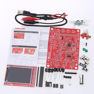 "DSO138 2.4"" TFT Digital Oscilloscope Oszilloskop Kit DIY Parts & Tastkopf Probe"