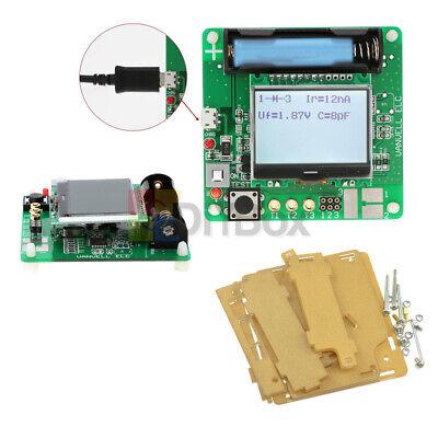 Transistor Inductor-capacitor Esr Meter Mg328 Digital Lcd Tester Shell Case