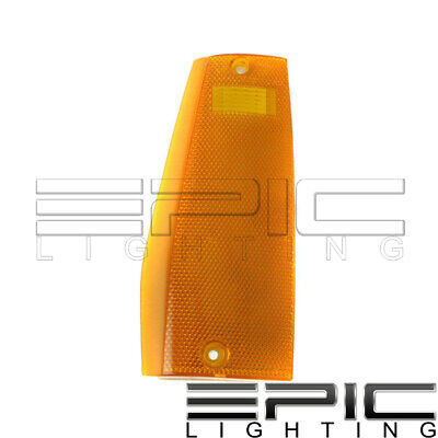 Left Driver LH Side Marker Lamp for 1984-1996 JEEP CHEROKEE WAGONEER COMANCHE