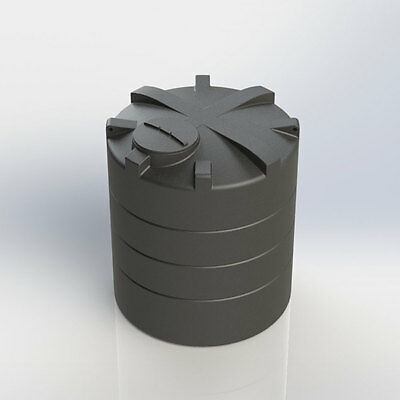 8500L Vertical Water Storage Tank