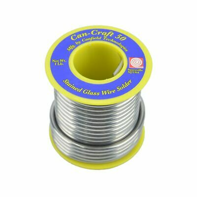 Canfield Can-craft 5050 Solder - 1 Lb Roll