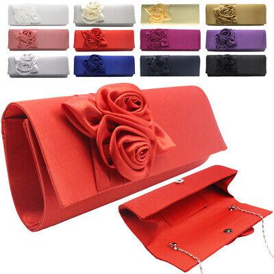 New Girl Fashion Ladies Handbag Evening Prom Party Clutch Bag Wedding Bridal Bag