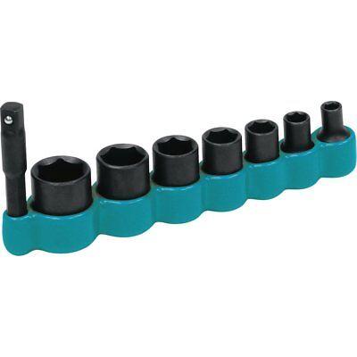 Makita T-02369 8-pc 1/4in Impact Socket Set