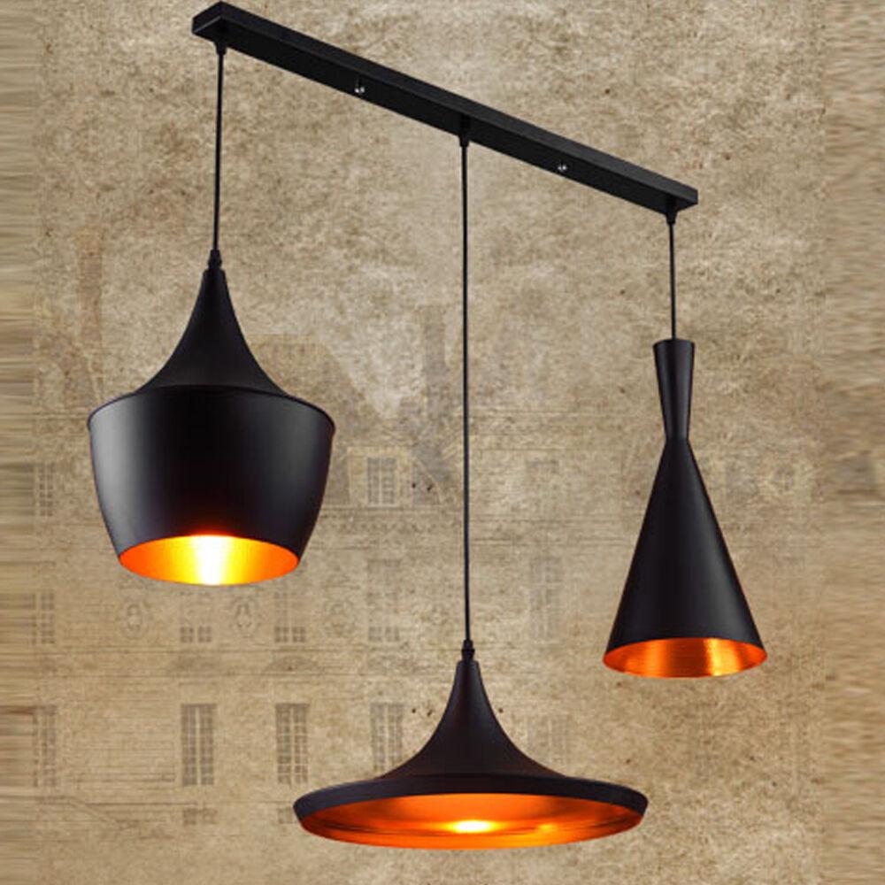 Bar Loft Kitchen Beat Lampshade Ceiling Light Dixon