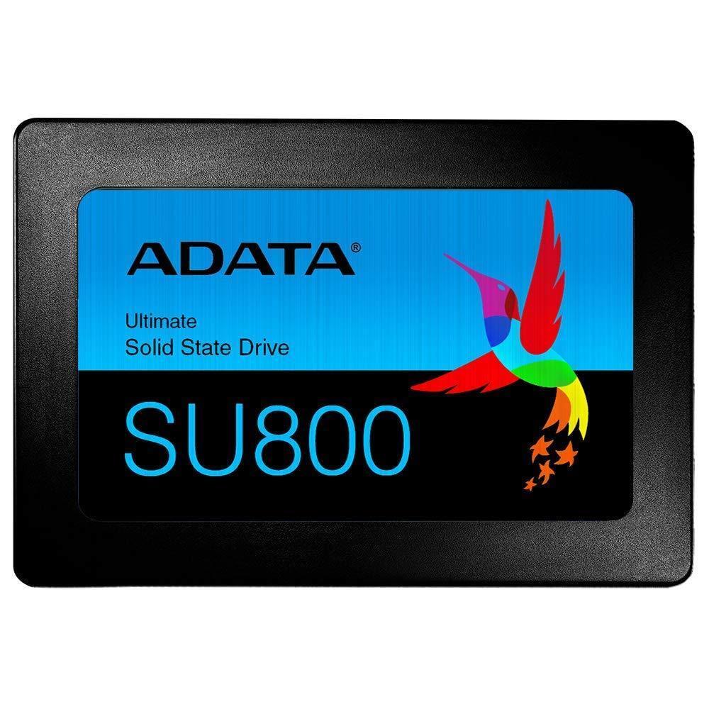 "ADATA 2TB Ultimate SU800 SSD 2.5"" SATA III 3D NAND Internal"