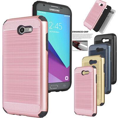 For Samsung Galaxy J3 Prime/Luna Pro/J3 Emerge/Eclipse Hybrid Phone Case Cover