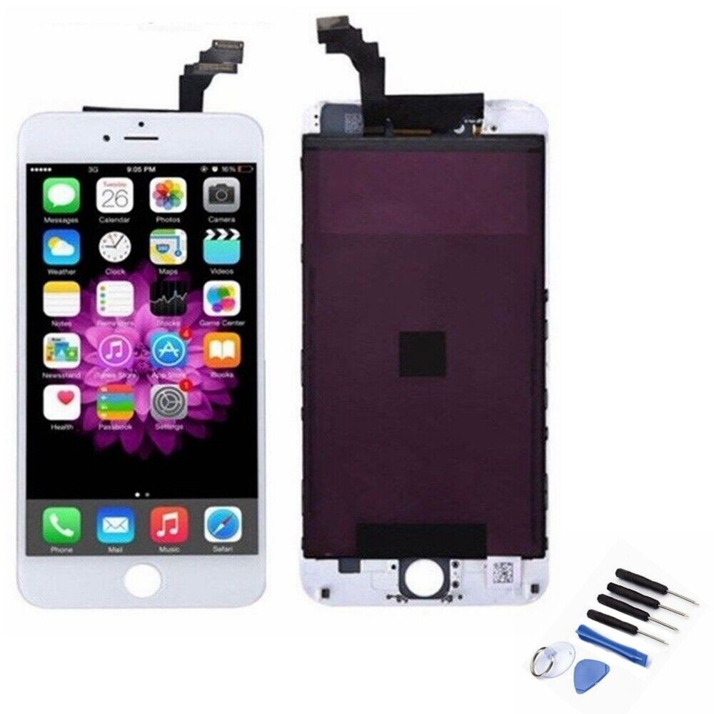 For iPhone 6 6 Plus 6s 7 LCD Display Touch Screen Digitizer Assembly Replacement