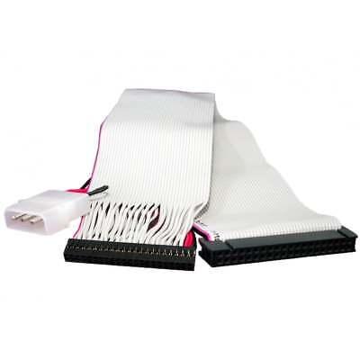 """Laptop IDE 2.5"""" drive to 3.5"""" 40 Way IDE Motherboard Cable + Molex ATA-33 d'occasion  Expédié en Belgium"""