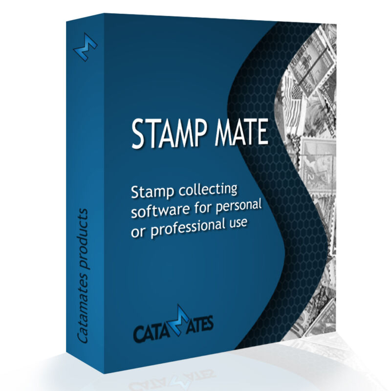 Stamp Collecting Software - Inventory Software / Program Collecting Collection