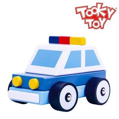 zeiauto für Kinder - Spielzeugauto für Kleinkinder (Polizei Spielzeug Für Kinder)