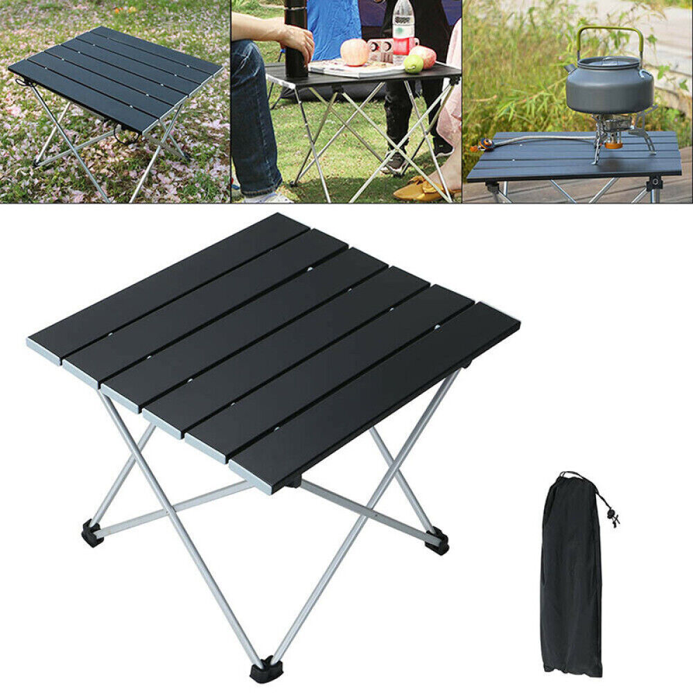 Aluminium Portable folding stool camping  Table Stool Bag Camping