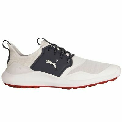 Puma Golf Ignite NXT White-Silver-Peacoat 192225 07