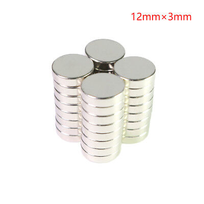 96 Pieces Of Heavy-duty Rare-earth Neodymium Magnet Round-shaped