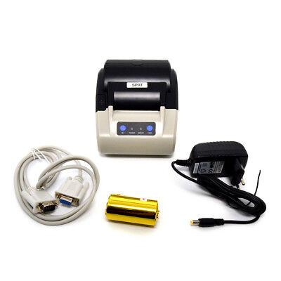 1pc Thermal Mini Printer Sp-pos58 For Dental Steam Sterilizer Autoclave Kola