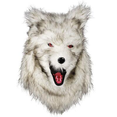 Wolf Wolfmaske Werwolf Werwolfmaske Top Ausehen, super - Wolf Maskerade Maske