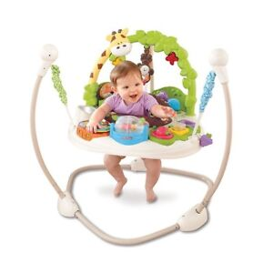 Fisher Price Bouncy Jungle Gym