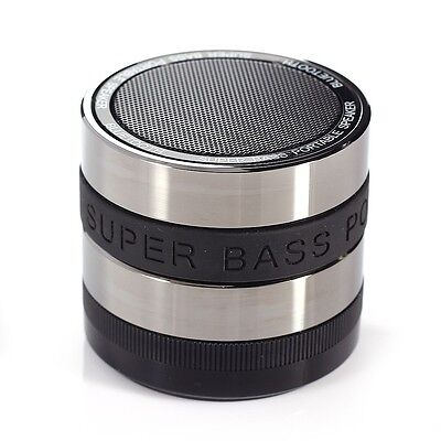 Bluetooth Wireless Speaker Mini Portable Super Bass For Samsung Galaxy S5 iPhone on Rummage