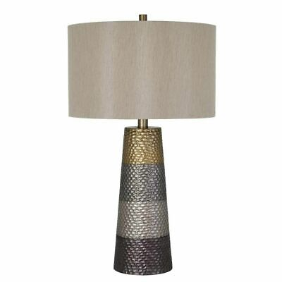 ROYAL PALM BUFFET TABLE LAMP SHADE MODERN TRADITIONAL CONTEMPORARY HOME DECOR NB ()