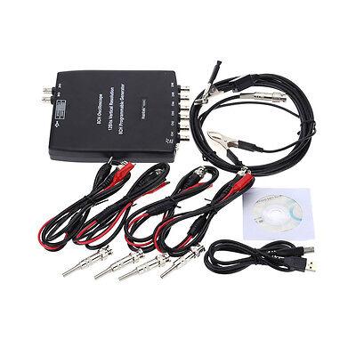 Hantek 1008c Usb 8 Ch Automotive Diagnostic Oscilloscope 2.4msas Signal Generat