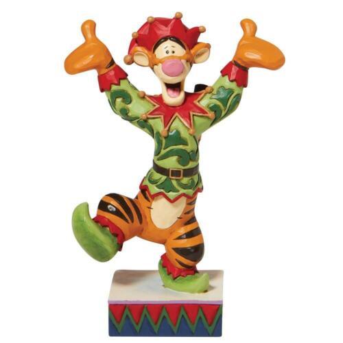 Tigger Elf Disney 6008983 New 2021 Jim Shore Christmas