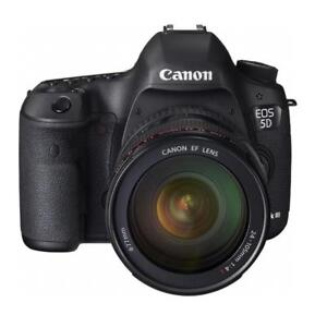 Canon 5D mark III + 24-105mm F4 L USM brand new