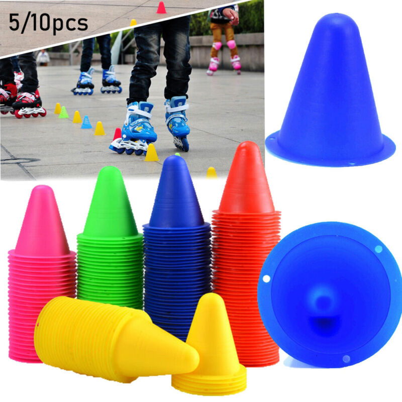 Tool Football Soccer Rollers Training Equipment Marking Cup Skate Marker Cones